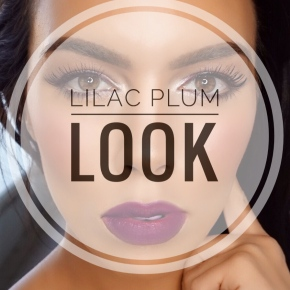 Lilac & Plum Look