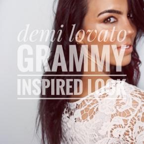 Grammy Inspired Look (Demi Lovato'sGlow)