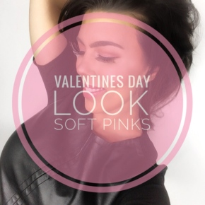 Valentine's Day Glam- Soft Pinks