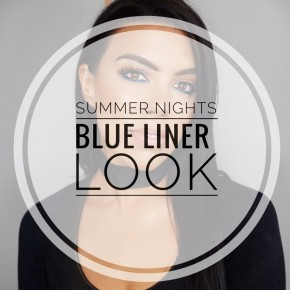summer nights – blue liner